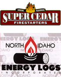super cedar energy logs